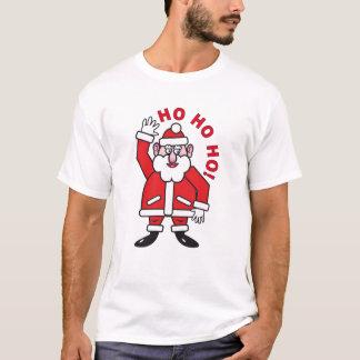 Christmas Santa Claus HO HO HO! T-Shirt