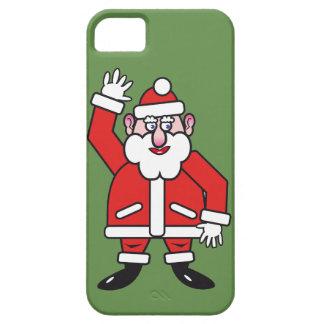 Christmas Santa Claus iPhone 5 Cases
