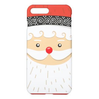 Christmas Santa Claus iPhone 8 Plus/7 Plus Case
