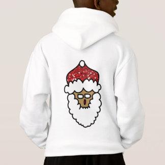 Christmas Santa Claus Reindeer Hoodie