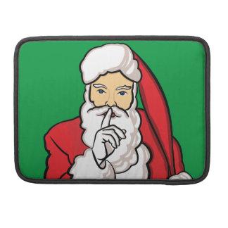 Christmas Santa Claus Sleeve For MacBook Pro