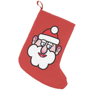 Christmas Santa Claus Small Christmas Stocking
