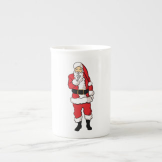 Christmas Santa Claus Tea Cup