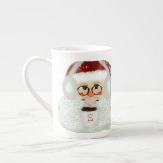 Christmas Santa coffee mug