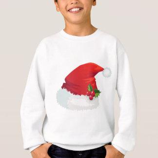 Christmas Santa Hat Sweatshirt