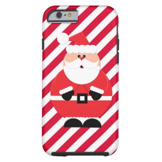 Christmas Santa Holiday iPhone 6 tough case
