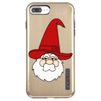 Christmas Santa Holidays Fun Joy Incipio DualPro Shine iPhone 8 Plus/7 Plus Case
