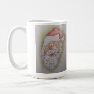 Christmas Santa - mug