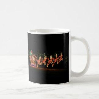 Christmas Santa Sleigh  2016 Coffee Mug