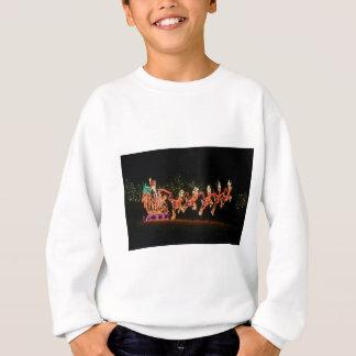 Christmas Santa Sleigh  2016 Sweatshirt