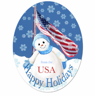 Christmas Sculpture Key Chain for Troops Photo Sculpture Key Ring