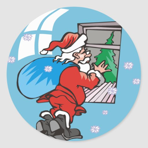 Christmas Season Designs Stickers