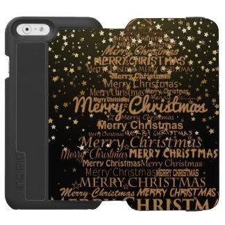 Christmas Season Incipio Watson™ iPhone 6 Wallet Case