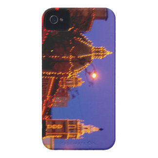 Christmas Season phone cover iPhone 4 Covers