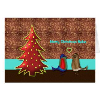 Christmas - Season s Greetings to Sweetheart Greeting Cards