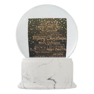 Christmas Season Snow Globes