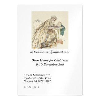Christmas Secret Magnetic Card