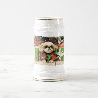 Christmas - Shih Tzu - Earl Coffee Mug