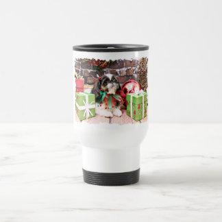 Christmas - Shih Tzu - Willie Mugs