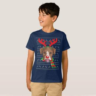 Christmas shirt,corgi,Reinder,ugly,ugly Christmas, T-Shirt
