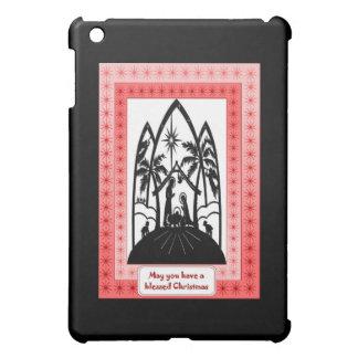 Christmas silhouette  iPad mini covers