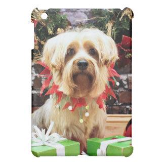 Christmas - Silky Terrier - Loki iPad Mini Cases