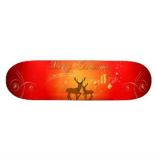Christmas Skate Board Decks