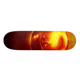 Christmas Skate Board
