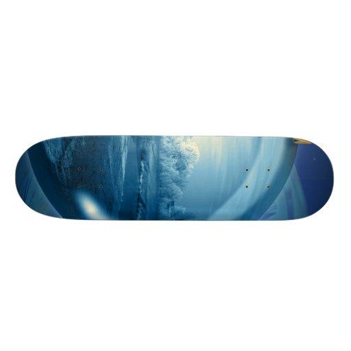 Christmas Skateboard Deck