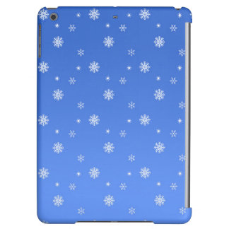Christmas snowflake pattern case for iPad air