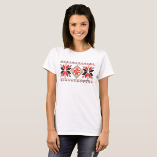 Christmas Snowflakes Holiday Decorative Art Tshirt