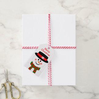 Christmas Snowman Holiday Custom