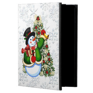 Christmas Snowman Holiday iPad Air 2 Powis icase