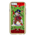 Christmas Snowman Incipio iPhone 6 case