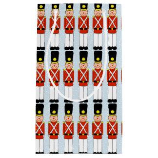 Christmas Soldier Line Christmas Gift Bag