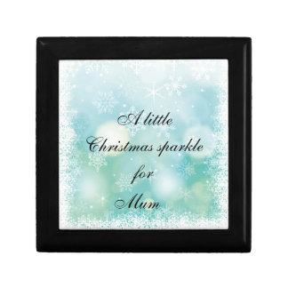 Christmas Sparkle for Mum / Mom Gift Box
