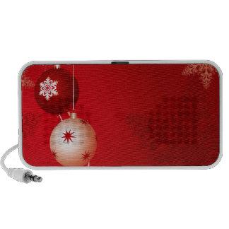 Christmas Travelling Speakers