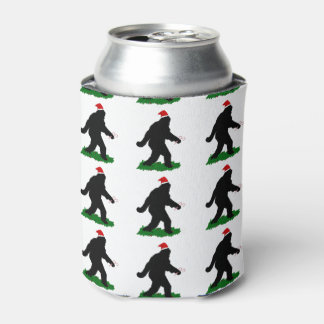 Christmas Squatch - Squatchin' with Candy Canes