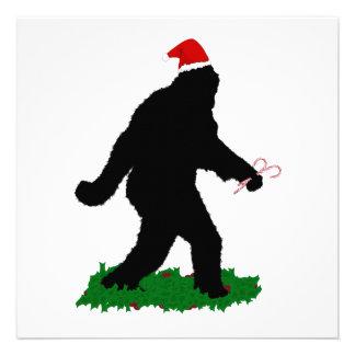 Christmas Squatchin' Invite