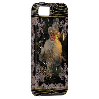 Christmas St. Nicholas Victorian iPhone 5 Cases