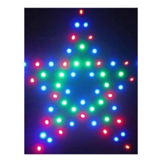 Christmas Star Full Color Flyer