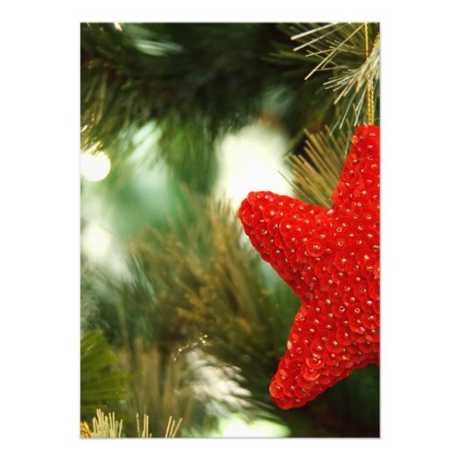 Christmas Star Announcements