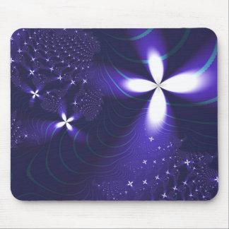 Christmas Star Mouse Pad