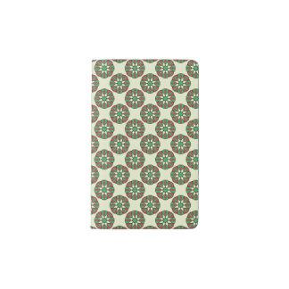 Christmas Star Pocket Moleskine Notebook