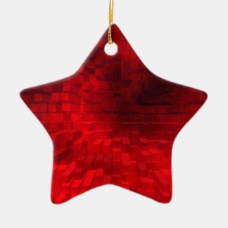 Christmas Star - Star Shaped Christmas Orniment Christmas Tree Ornament