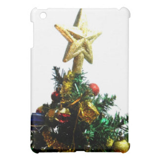 Christmas Star Top I iPad Mini Cases