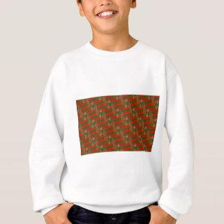Christmas stars sweatshirt