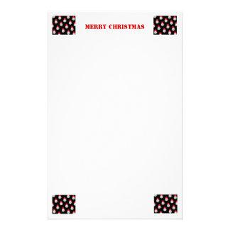 Christmas Stationary Stationery Paper