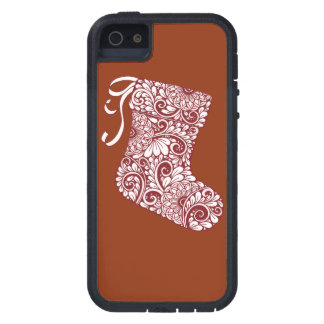 Christmas Stocking 1 Cover For iPhone 5