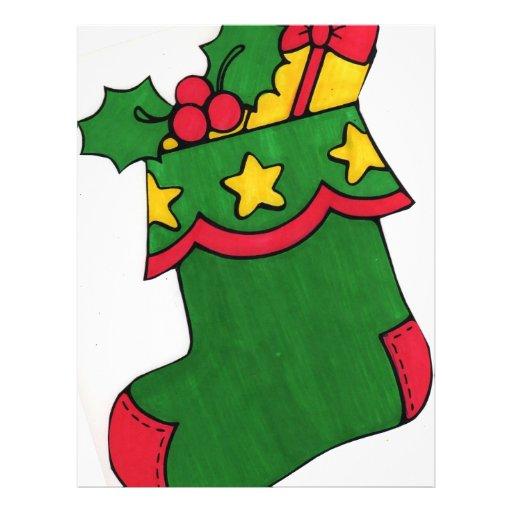 Christmas Stocking Flyers
